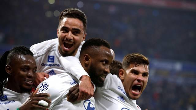 FILE PHOTO: Ligue 1 - Olympique Lyonnais v AS Saint-Etienne