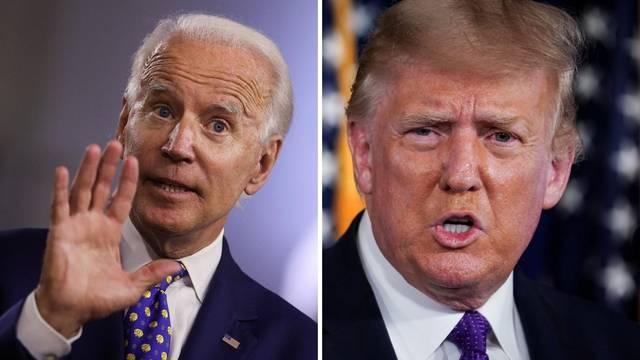 Donald Trump i Joe Biden imaju radikalno različite kampanje