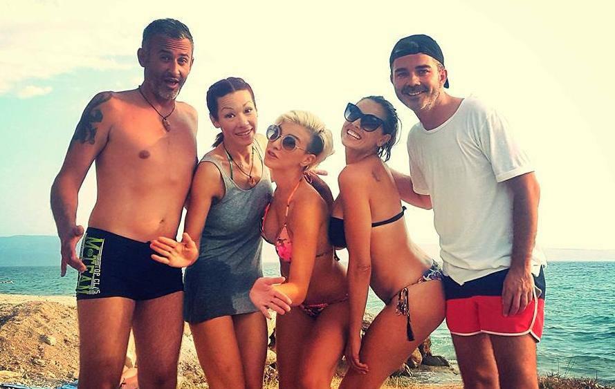 Giuliano: 'Otvorili smo beach bar, ali moja supruga je šefica'
