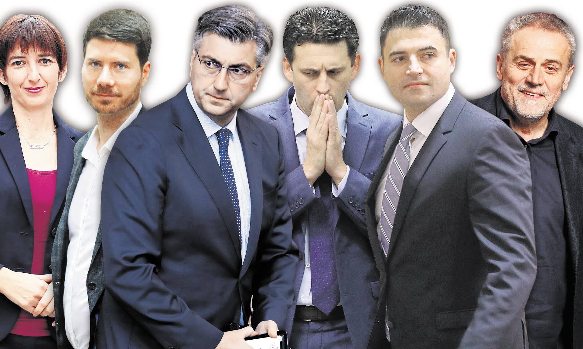 Mračne tajne: Što se sve krije iza kulisa hrvatskih stranaka...