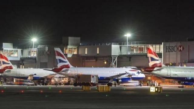 Otkazali su letove na Gatwicku jer dronovi nadlijeću aerodrom