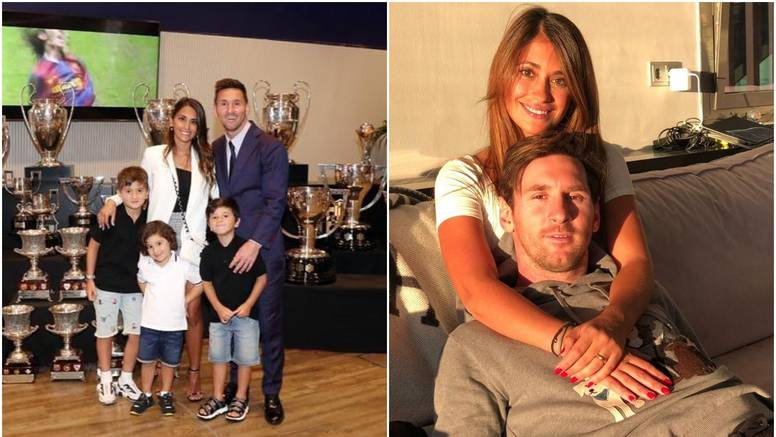Messijeva supruga oglasila se prvi put nakon odlaska iz Barce
