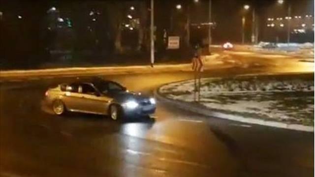 'Driftao' po rotoru u Zagrebu: 'Neka ide doživotno u zatvor!'