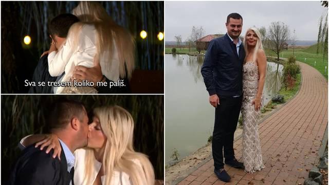 'Paulina i ja smo dosta probali pred kamerama, ima tu strasti'