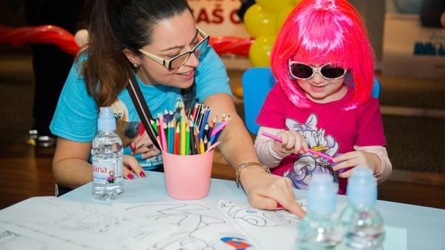 Brojne poznate mame posjetile treći CineStar Dječji Festival