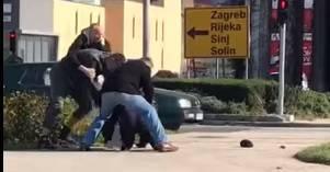 Potukli su se biciklist i vozač auta: Razdvajao ih Ivica Puljak