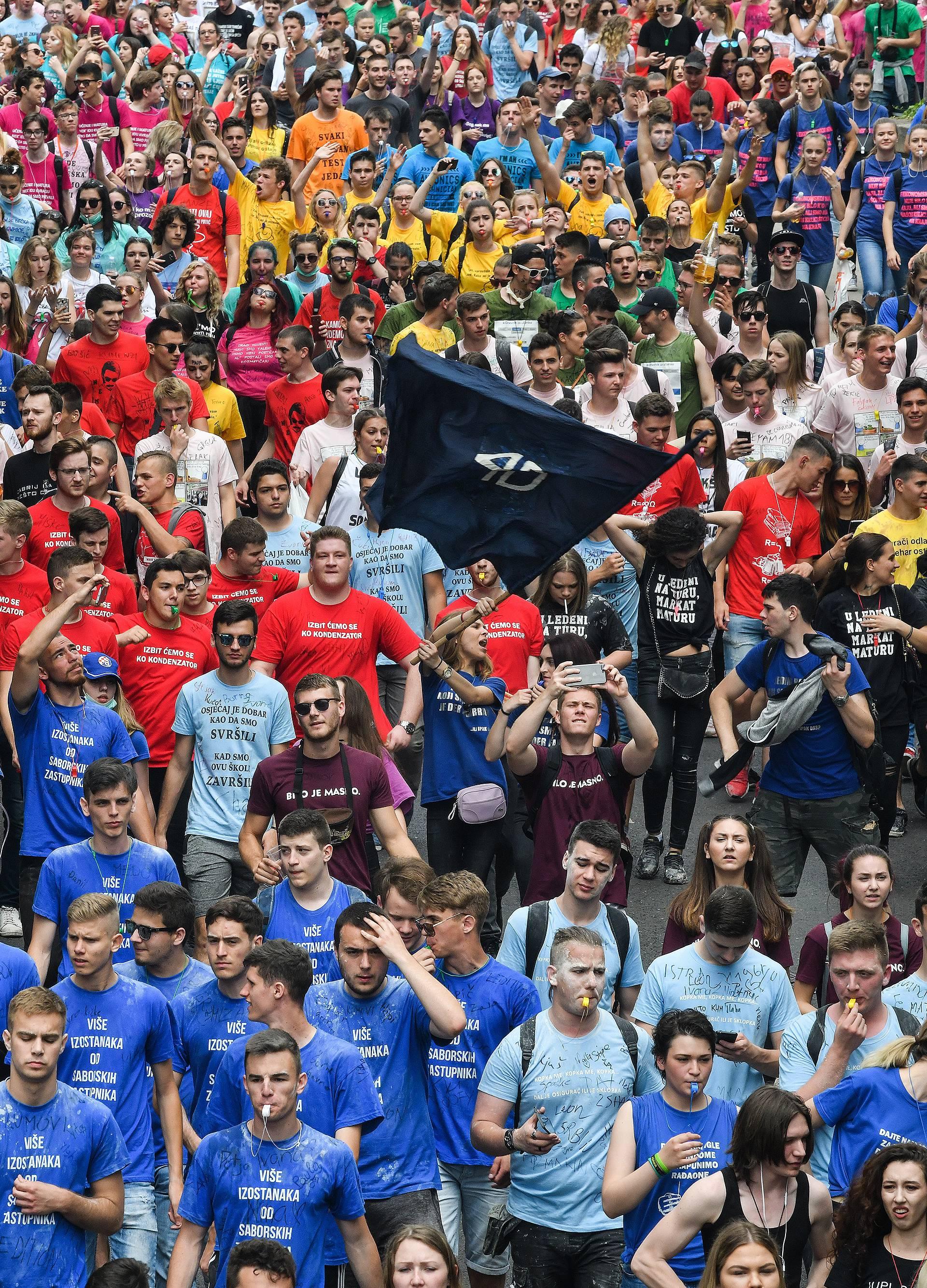 Egzodus: Svaki drugi maturant vidi budućnost izvan Hrvatske