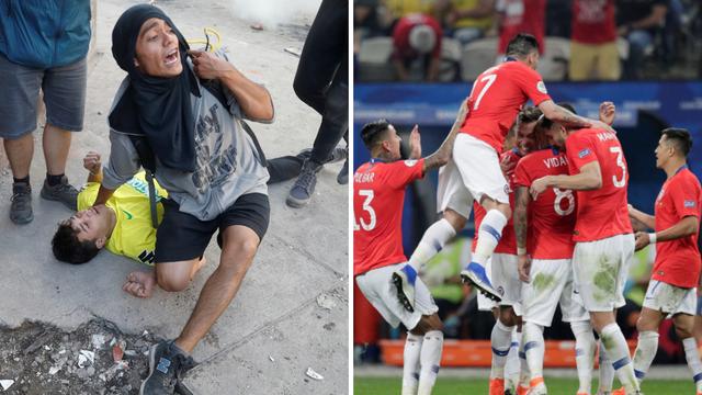 Nogometaši uz narod: Čileanci su odbili zaigrati protiv Perua