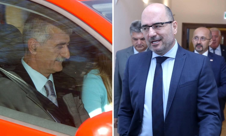 Brkić posjetio osuđenog ratnog zločinca i kaže: To je privatno