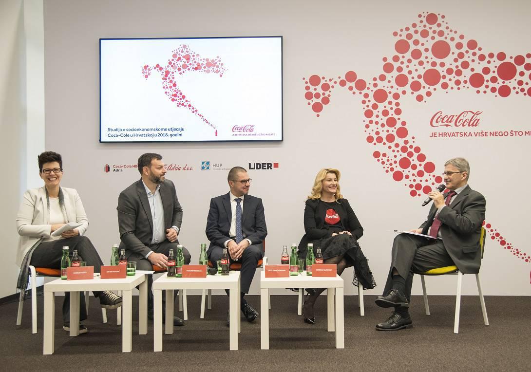 Raste utjecaj Coca-Cole na hrvatsko društvo i gospodarstvo
