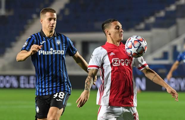 Champions League - Group D - Atalanta v Ajax Amsterdam