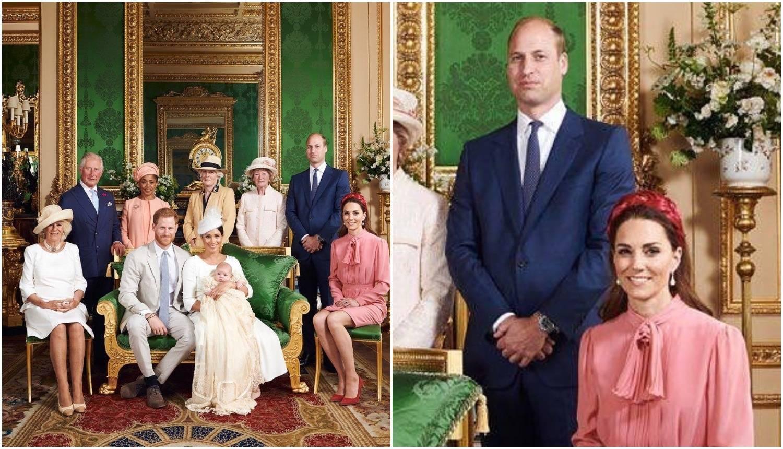 Internet bruji: Williamu nije ugodno tamo, ima 'kiselo' lice