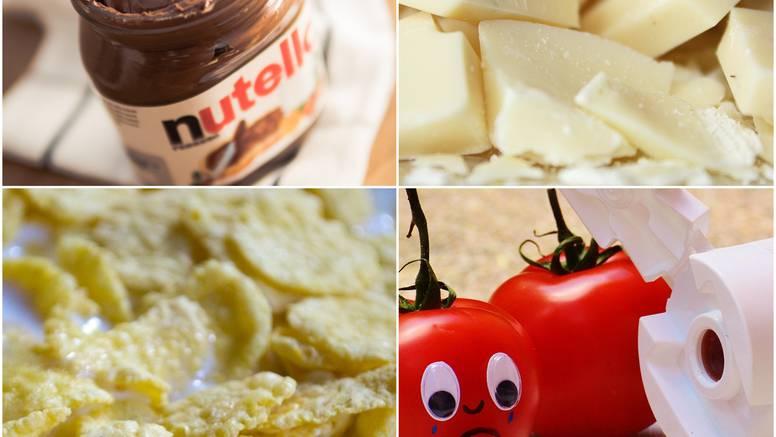 Prava istina: Znate li što u ovih 7 proizvoda zapravo jedete?