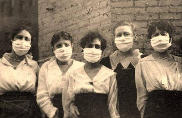 Zabranili rukovanje: Gripa u 2 godine ubila 100 milijuna ljudi
