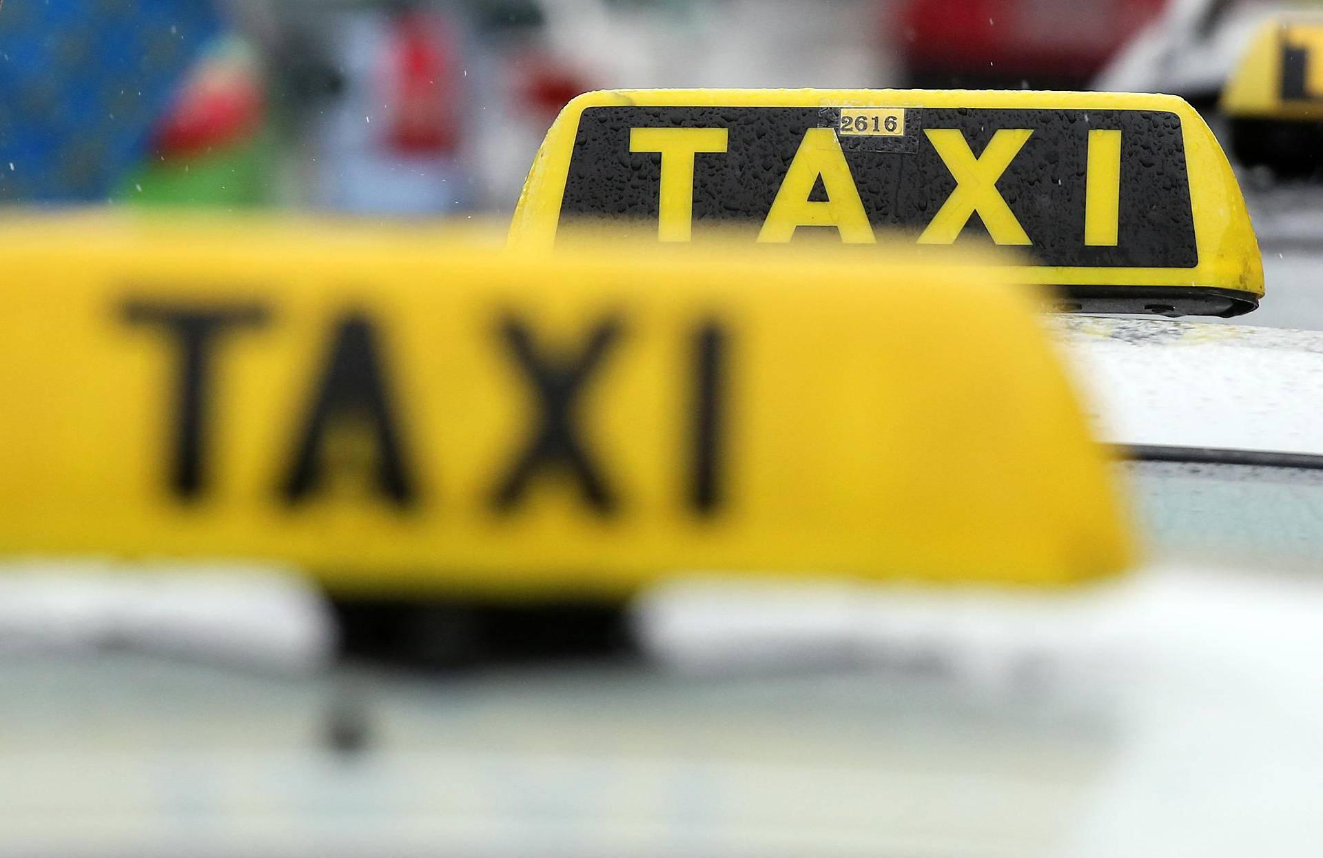 'Sveta' pravila ponašanja: Taxi u vrijeme pandemije COVID-19