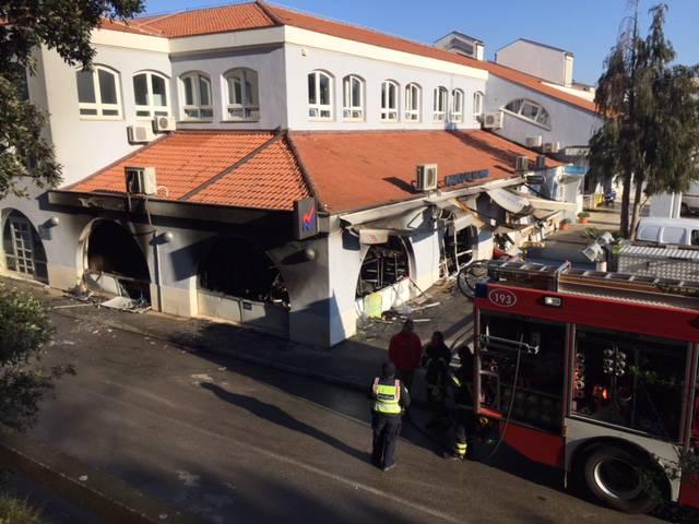 Snažna eksplozija noćas u Poreču: Raznijeli su bankomat