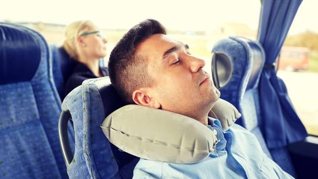 Provjerite, koristite li jastučić za putovanja skroz pogrešno