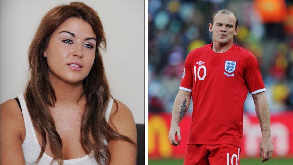 Trojac s Rooneyjem uništio joj život: Žena mu je bila trudna
