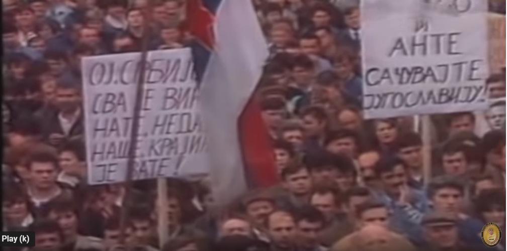 Okupirali, pa Plitvice proglasili 'turističkim biserom Krajine'