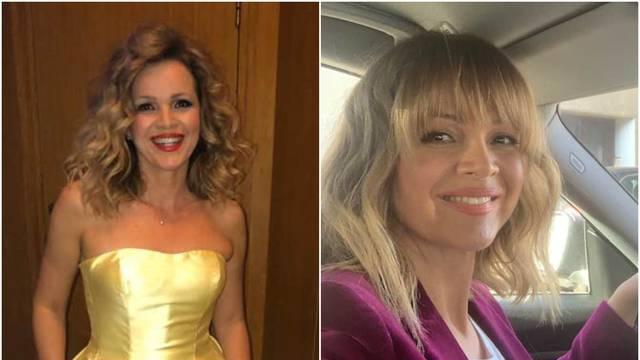 Sandra Bagarić ima novi imidž: Od farbanja u plavo do šiški