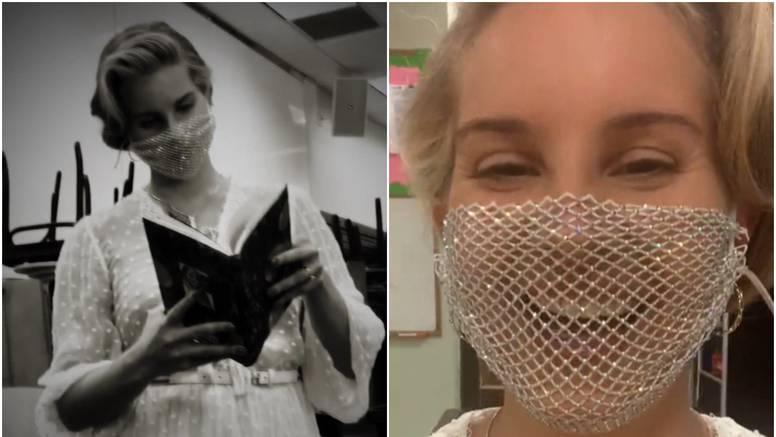 Pjevačicu 'napali' zbog maske: 'Neodgovorno, nabavi si pravu'