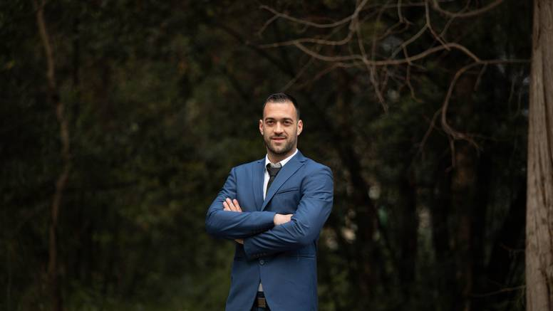 Vedran Duvnjak (NLM)  u Solinu ugrožava HDZ: 'Spreman sam za pobjedu i nikog se ne bojim'