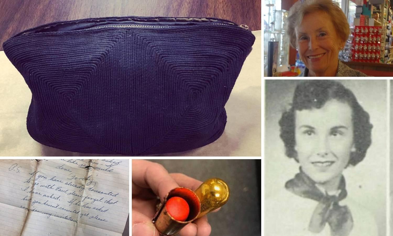 Izgubila torbu prije 65 godina: Dobila ju je natrag - s pismom