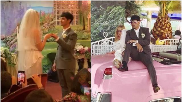 Zvijezda 'Igre prijestolja' tajno se vjenčala u Vegasu uz Elvisa