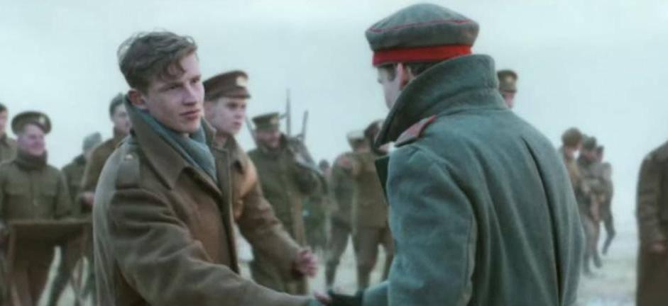 Božićno primirje: Dan u kojem je nogomet bio jači i od rata...