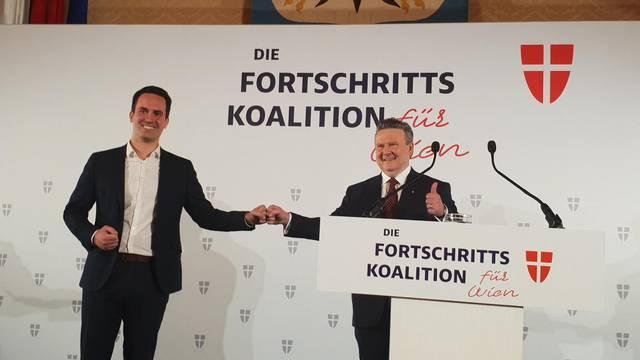 Usred krize i nakon napada u Beču  nova koalicija na vlasti