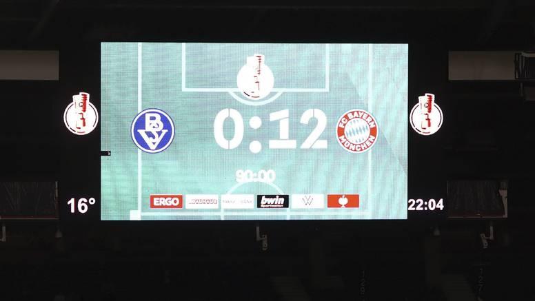 Povijesno tamburanje u Kupu: Bayern dao 12 golova Bremeru