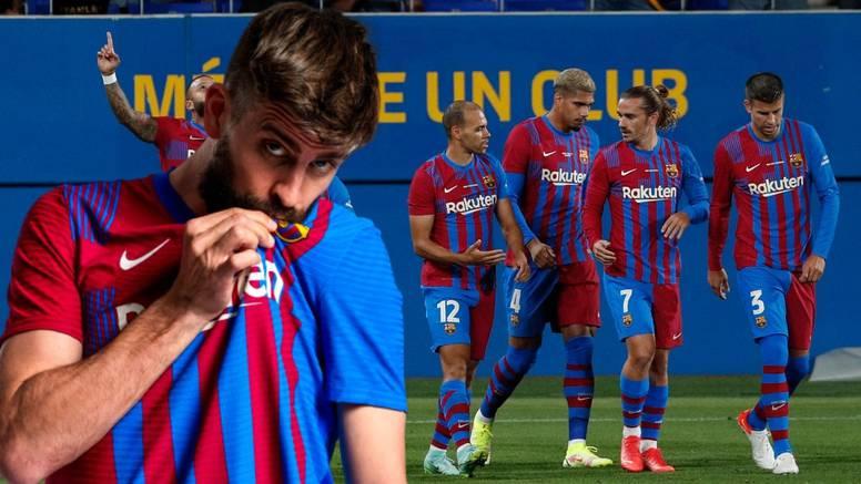 To se zove lojalnost: Pique se odrekao značajnog dijela plaće kako bi Barca registrirala igrače