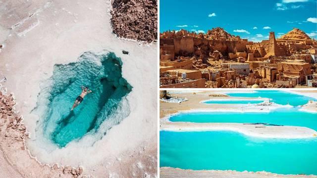 Oaza Siwa u Egiptu - jedno od najčudnijih mjesta za posjetiti