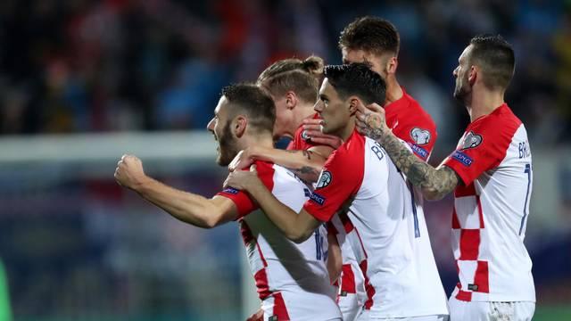 Susret Hrvatske i Slovačke u kvalifikacijama za Europsko prvenstvo