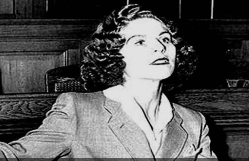 Plavokosa sablast: Židovi su je se bojali, a i ona je bila Židovka