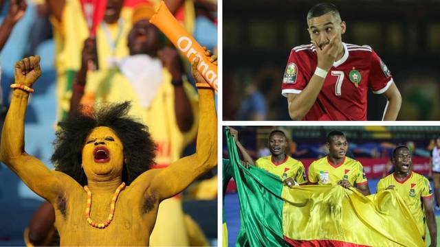 Benin šokirao Maroko u Kupu nacija: Ziyech ispao tragičar...