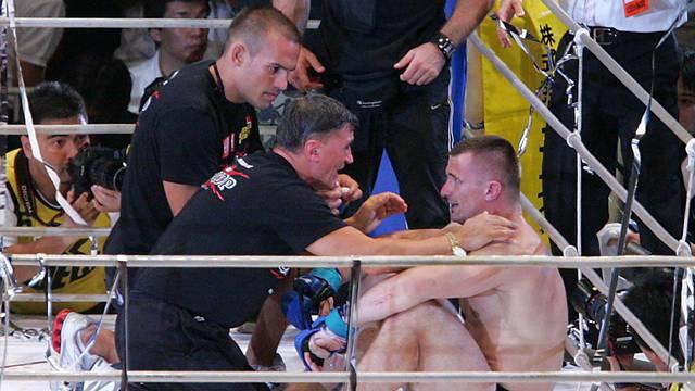 UFC časti: Pogledajte rijetku snimku nokauta Cro Copa