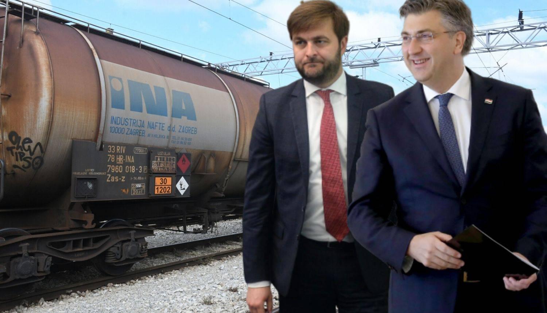 Iz Hrvatske u Mađarsku odlazi više od 500 tisuća tona nafte?