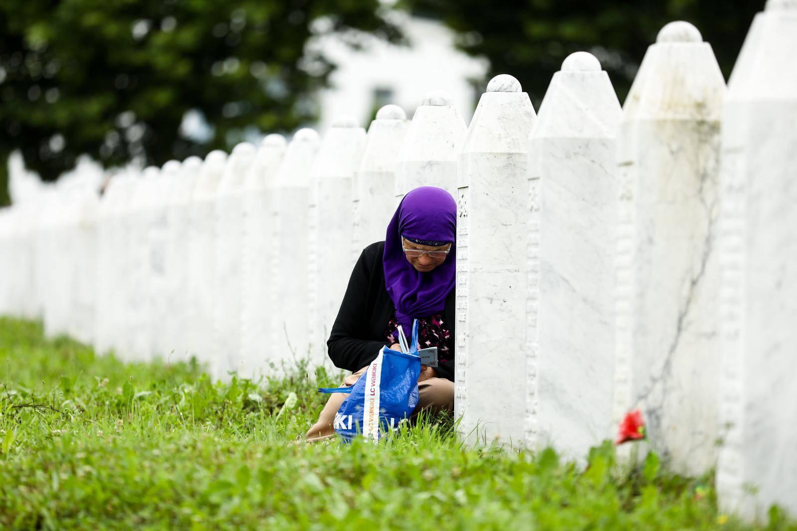 Na 24. godišnjicu genocida nad Bošnjacima u Srebrenici u ukopane još 33 žrtve