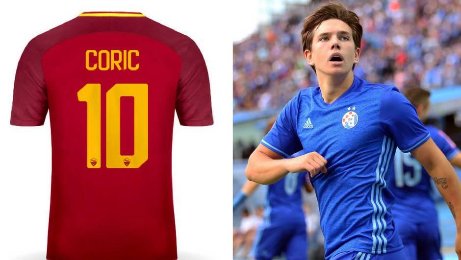 Ako Roma 'podeblja' ponudu, Ante Ćorić potpisuje na ljeto