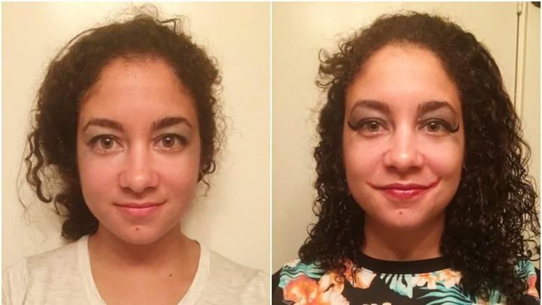 Dečko ju je šminkao tjedan dana: Ovo je njezino iskustvo