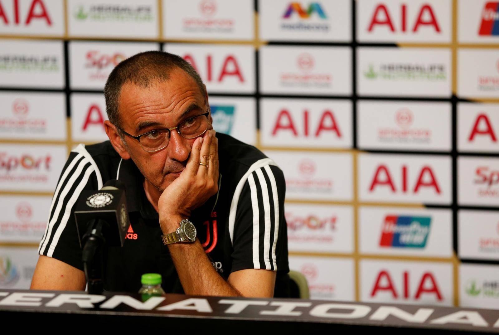 International Champions Cup - Juventus v Tottenham Hotspur