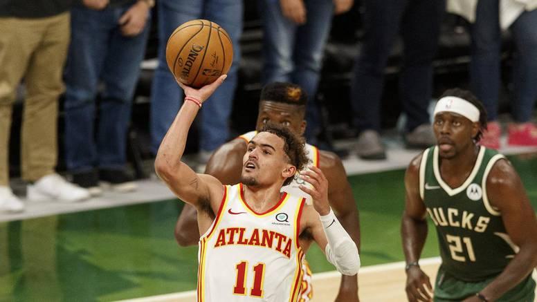 Young natrpao Buckse: Hawksi poveli na startu finala Istoka...