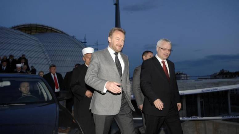 Izetbegović i Josipović izgladili izjavu koja je uzrujala BiH