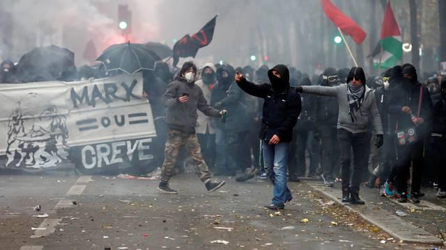 Paralizirali Francusku: Ovakvi prosvjedi ne pamte se od 1968.