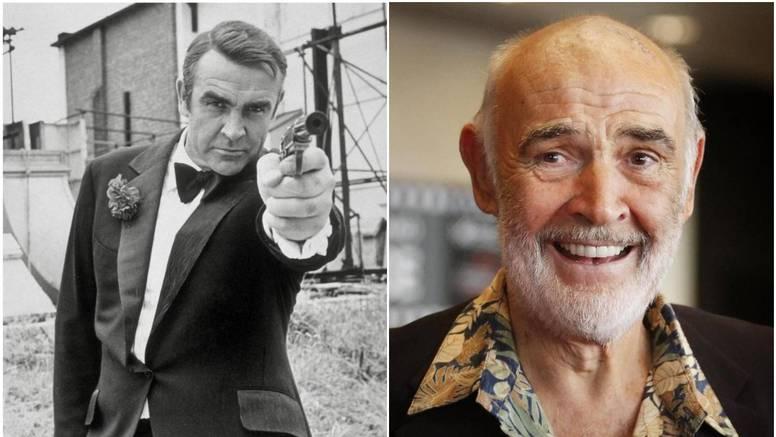 Connery je privatne skandale skrivao, a sve filmove o Jamesu Bondu odglumio je s perikom...