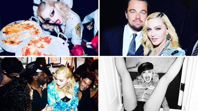 After svih aftera: Kod Madonne se naroljamo pa svi povraćamo