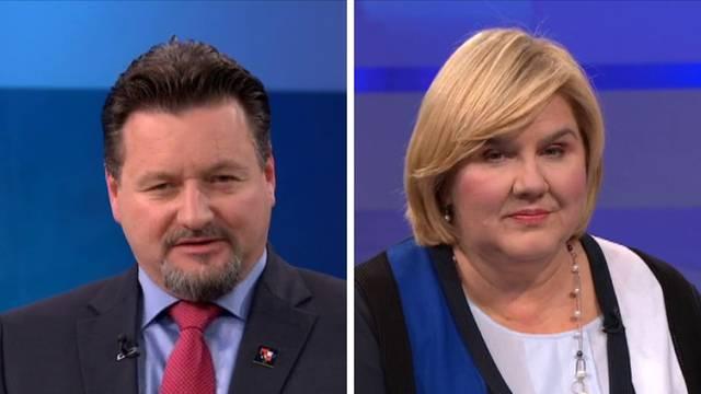 Okršaj Markić i Kuščevića: 'Pa, vama ministre nitko ne vjeruje'