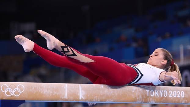 Gymnastics - Artistic - Women's Beam - Qualification