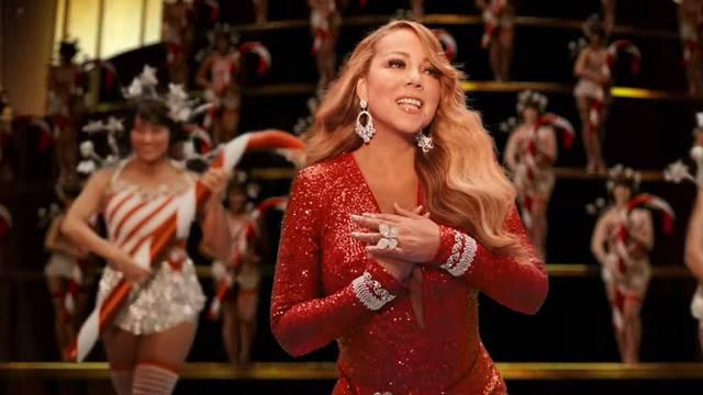 Mariah Carey svake godine na hitu zaradi više od 5 mil. kuna